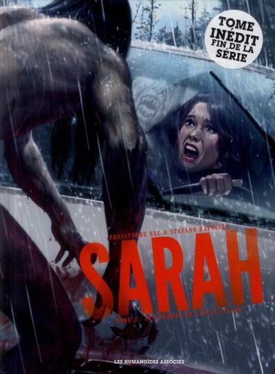Couverture Sarah tome 3 - les démons de Little Valley