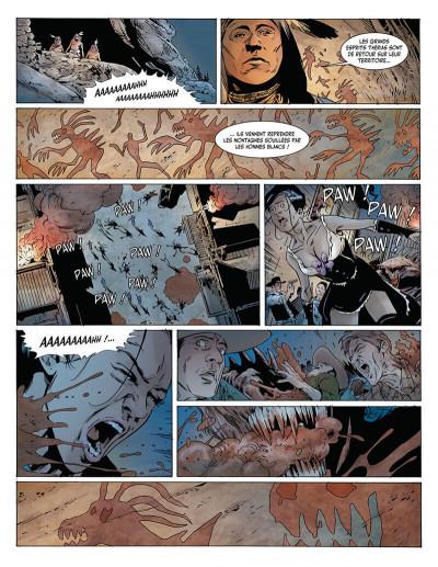Page 4 Sarah tome 3 - les démons de Little Valley