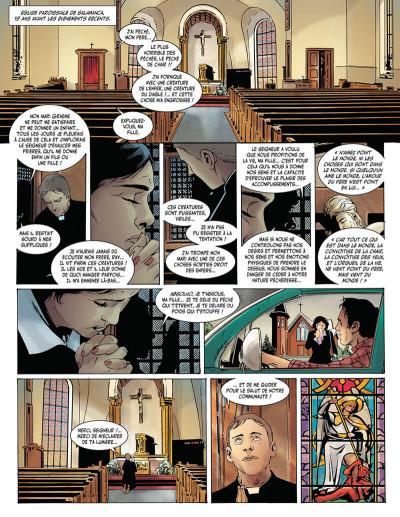 Page 5 Sarah tome 3 - les démons de Little Valley