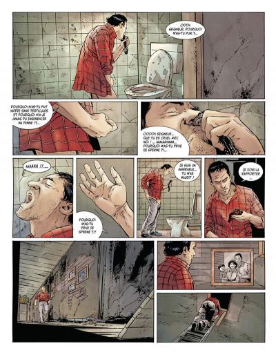 Page 9 Sarah tome 3 - les démons de Little Valley