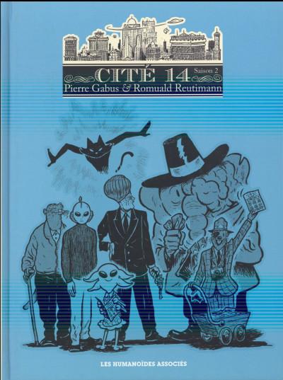 image de Cité 14 - Saison 2 - Intégrale