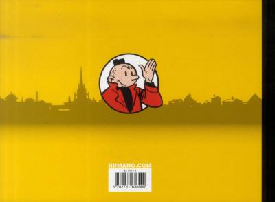 Dos Le Jeune Albert (Format à l'italienne)
