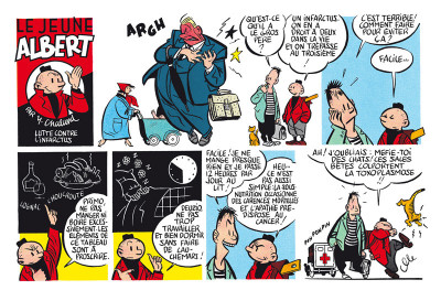 Page 2 Le Jeune Albert (Format à l'italienne)