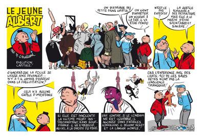 Page 4 Le Jeune Albert (Format à l'italienne)