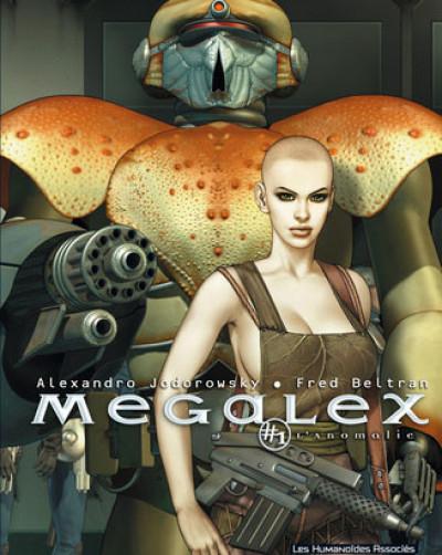 Page 1 Megalex - intégrale (édition 2017)