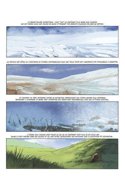 Page 4 Jaemon tome 1 - orphelin d'Antarcie