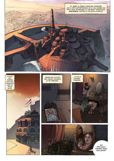 Page 5 Jaemon tome 1 - orphelin d'Antarcie
