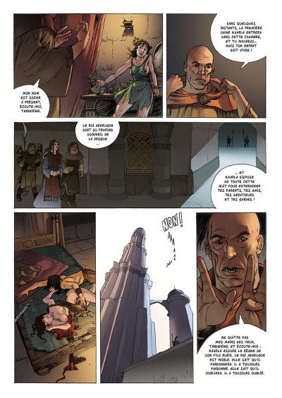 Page 6 Jaemon tome 1 - orphelin d'Antarcie
