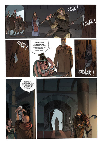 Page 7 Jaemon tome 1 - orphelin d'Antarcie