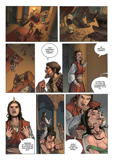 Page 8 Jaemon tome 1 - orphelin d'Antarcie