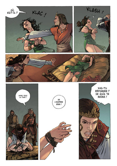 Page 9 Jaemon tome 1 - orphelin d'Antarcie