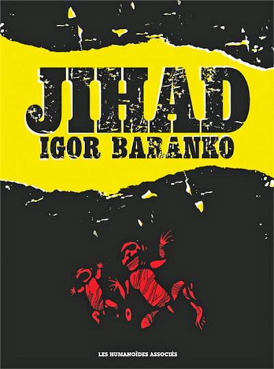 Couverture jihad ; intégrale