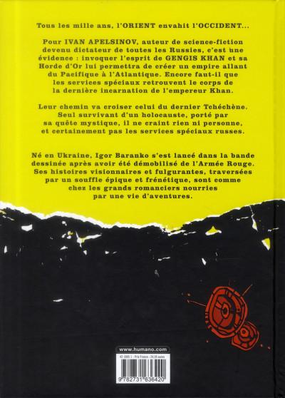 Dos jihad ; intégrale