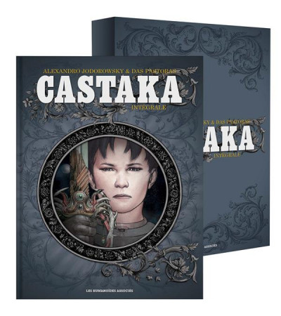 Couverture Castaka - intégrale