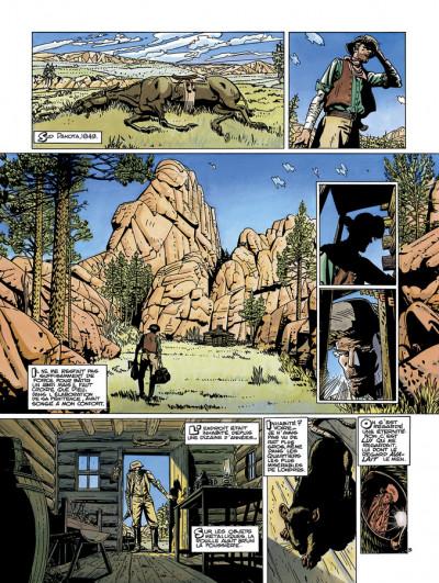 Page 2 mille visages ; intégrale