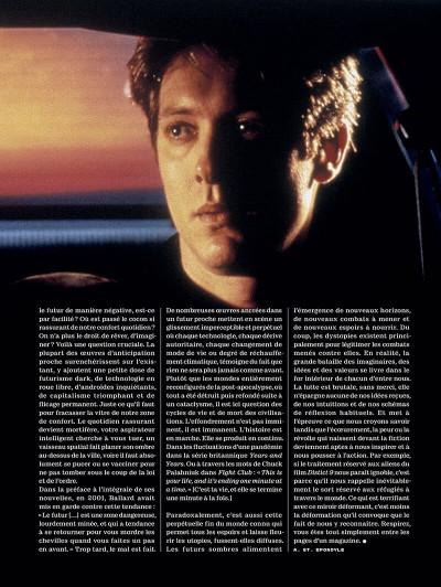 Page 7 Métal hurlant - Le futur c'est déjà demain + ex-libris offert