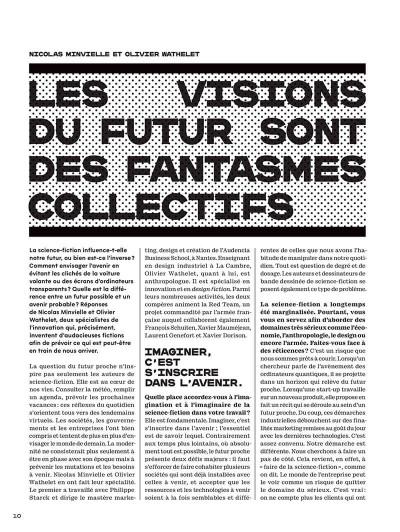 Page 8 Métal hurlant - Le futur c'est déjà demain + ex-libris offert