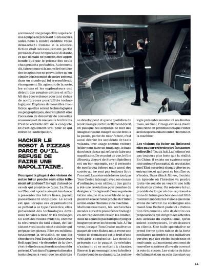 Page 9 Métal hurlant - Le futur c'est déjà demain + ex-libris offert