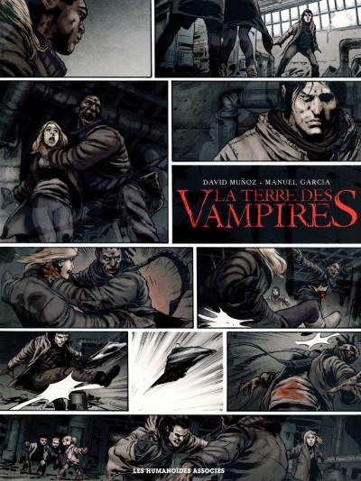 image de La Terre des vampires - Coffret tome 1 à tome 3