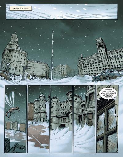 Page 6 la terre des vampires tome 1 - exode