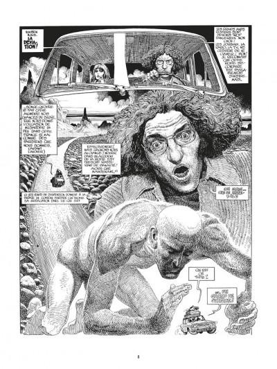 Page 2 L'Homme du Ciguri (édition de luxe)