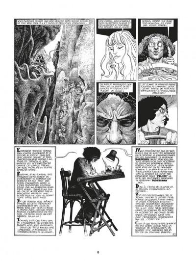 Page 4 L'Homme du Ciguri (édition de luxe)