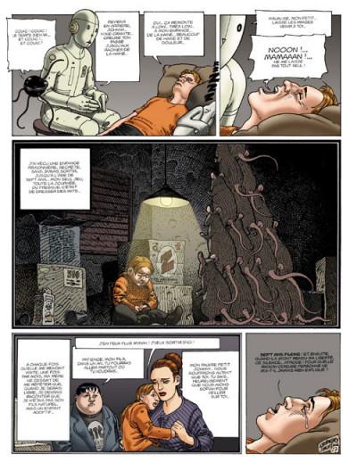 Page 2 Avant l'Incal tome 2