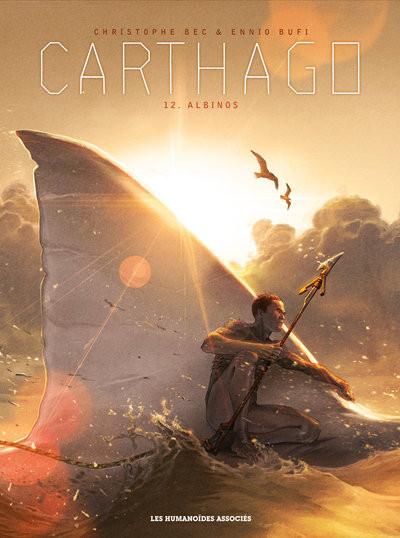Couverture Carthago tome 12