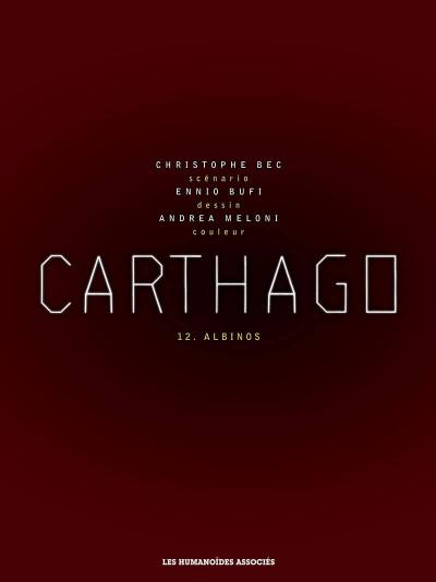 Page 1 Carthago tome 12