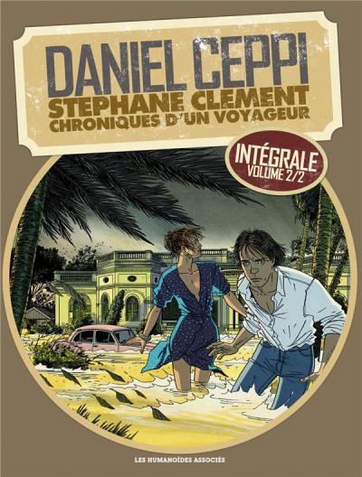 Couverture Stéphane Clément - intégrale tomes 6 à 11
