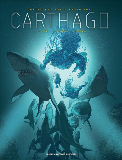 Couverture Carthago tome 7