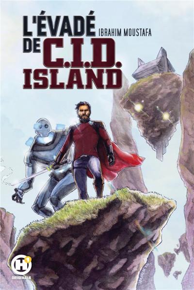 Couverture L'évadé de C.I.D. island