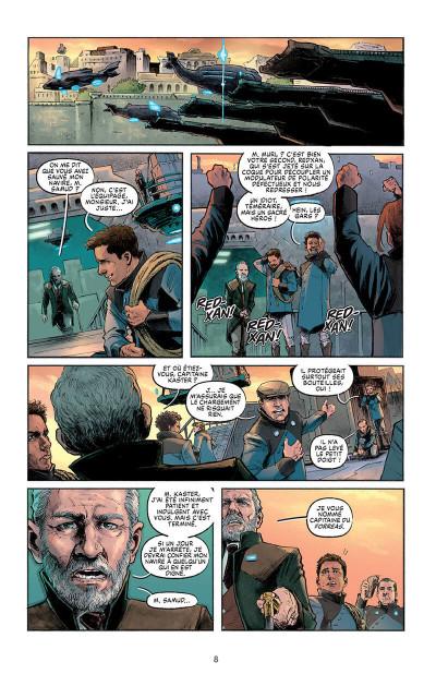 Page 8 L'évadé de C.I.D. island