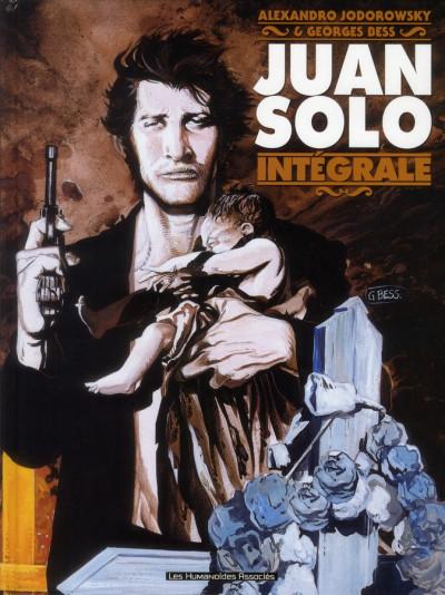Couverture Juan Solo - intégrale