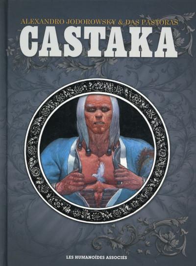 Couverture Castaka - Intégrale 40 ans