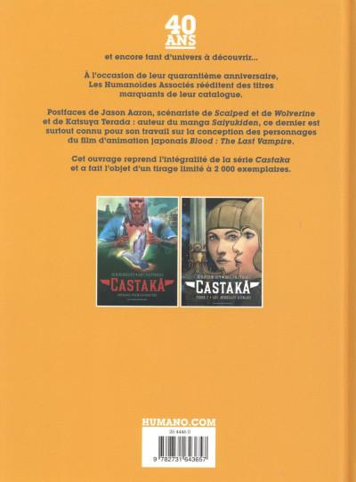 Dos Castaka - Intégrale 40 ans