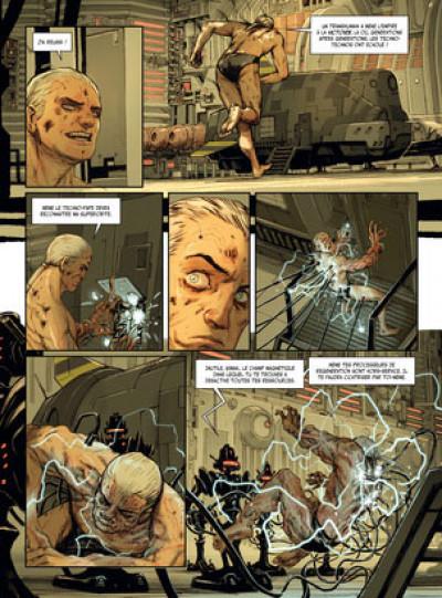 Page 2 Méta-Baron - édition luxe tome 4