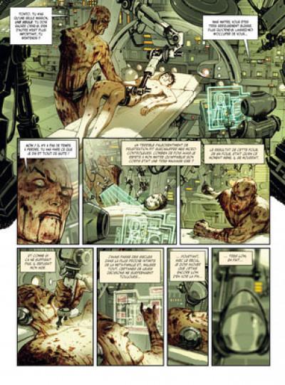 Page 4 Méta-Baron - édition luxe tome 4