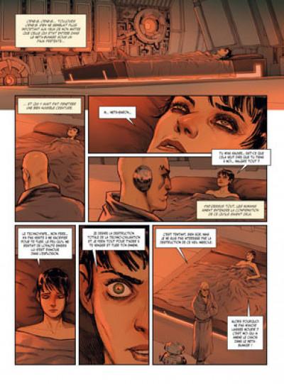 Page 7 Méta-Baron - édition luxe tome 4