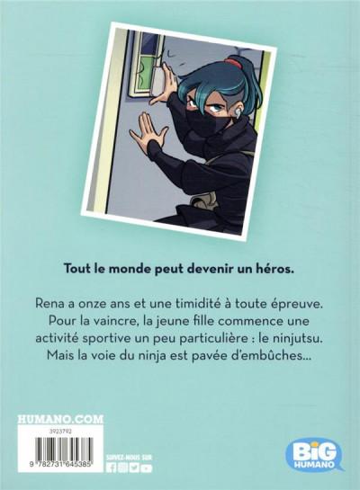 Dos Ninja malgré moi