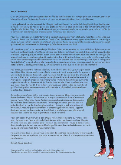 Page 3 Ninja malgré moi