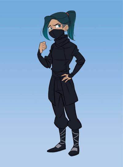 Page 4 Ninja malgré moi
