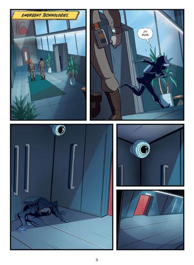 Page 5 Ninja malgré moi