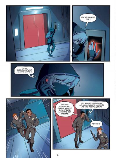Page 6 Ninja malgré moi