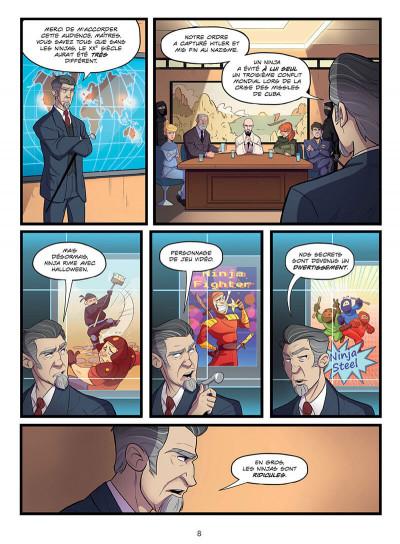 Page 8 Ninja malgré moi