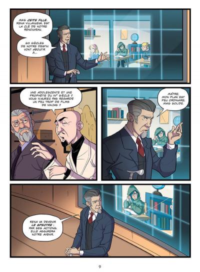 Page 9 Ninja malgré moi