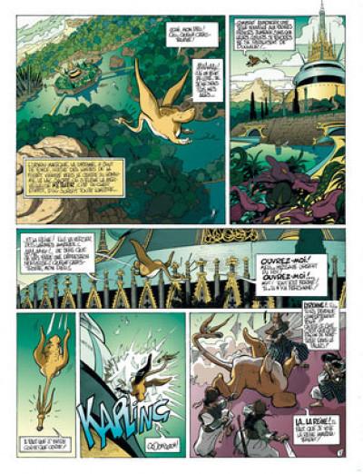 Page 1 Les jumeaux magiques