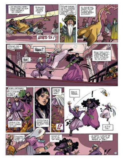 Page 2 Les jumeaux magiques