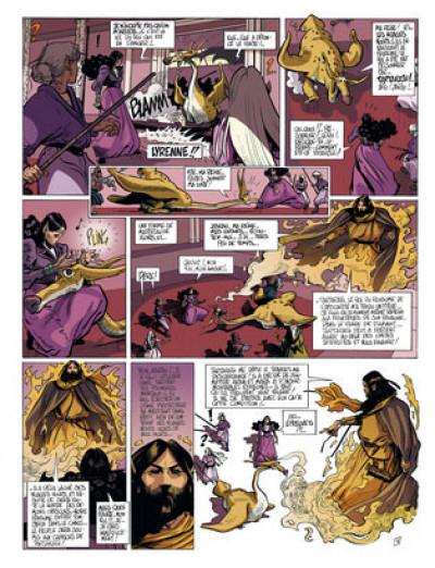 Page 4 Les jumeaux magiques