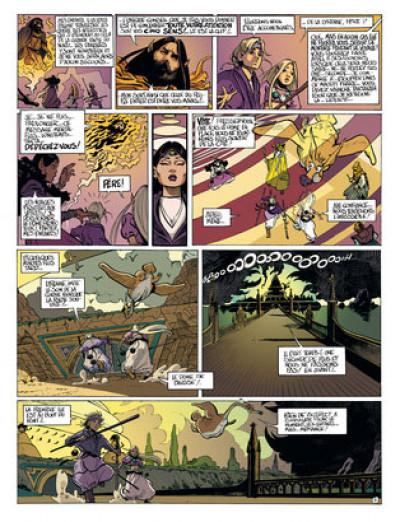 Page 5 Les jumeaux magiques